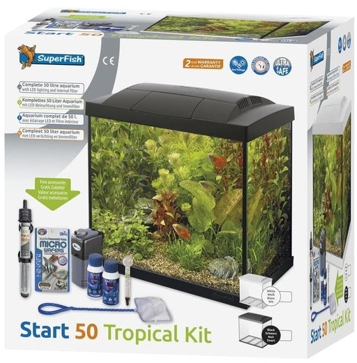 Superfish Start 50 Tropical Tank Set.