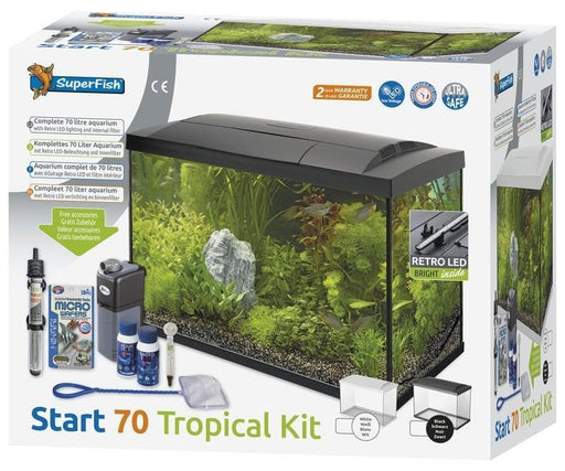 Superfish start 70 Tropical Tank Set.