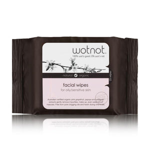 WotNot - Facial Wipes - Oily Skin