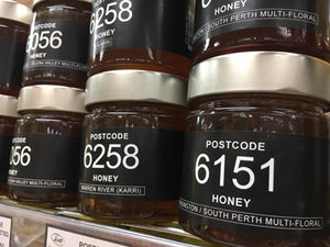 Postcode Honey