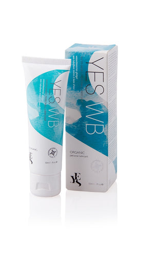 YES WB Organic Water Based Personal Lubricant 100mL