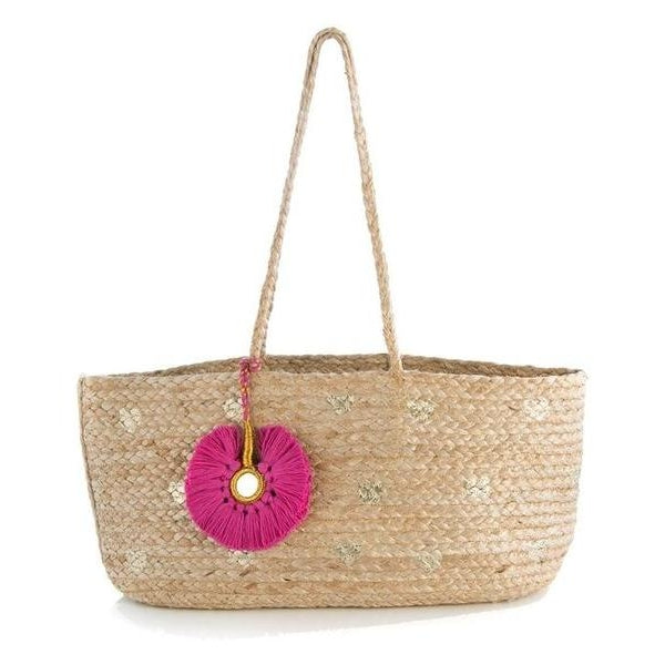 Amala Shoulder Bag Fuchsia