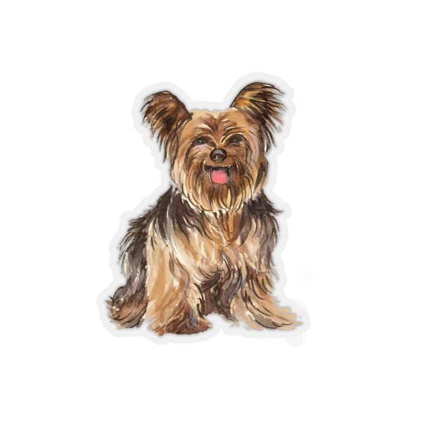 Yorkie REMOVABLE Sticker
