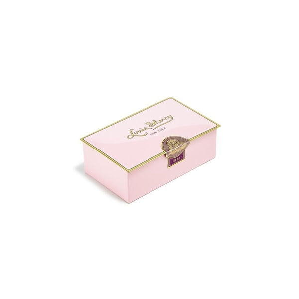Camelia Pink Chocolate Duo Tin