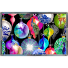 CHIC ORNAMENTS BLACK ACRYLIC TRAYS