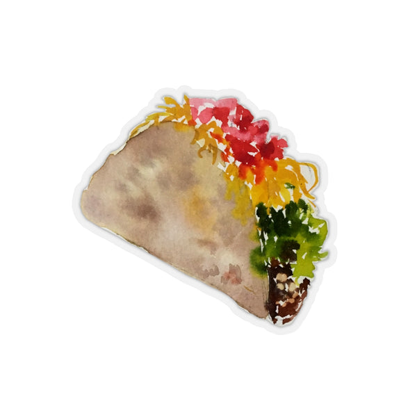TACO REMOVABLE Sticker