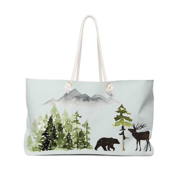 'Welcome To Colorado' Weekender Tote