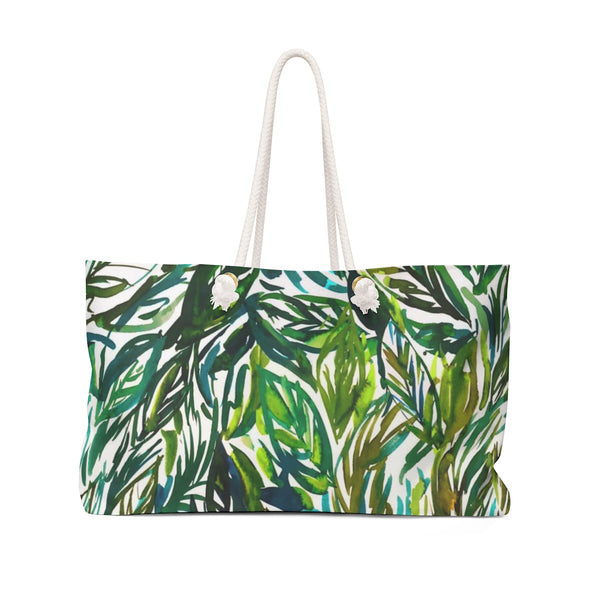 Grass Palm Weekender Tote