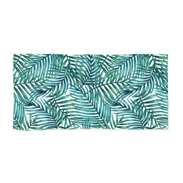 Feeling Tropical Beach Towel