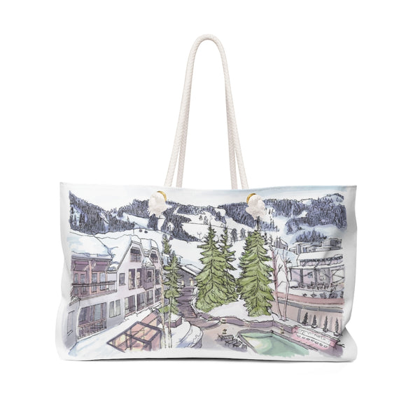 The Little Nell Resort--Aspen, CO Weekender Tote