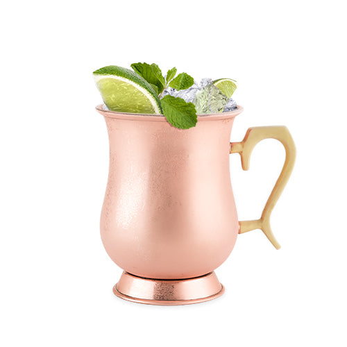 Vintage Copper Plated Mule Mug