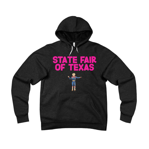 STATE FAIR OF TEXAS Unisex Sponge Fleece Pullover Hoodie