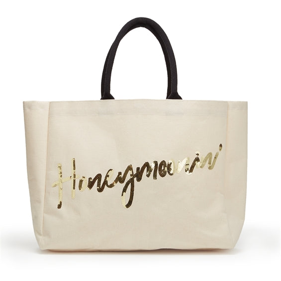 Honeymoonin, Just Married & The Mrs. Tote Bag