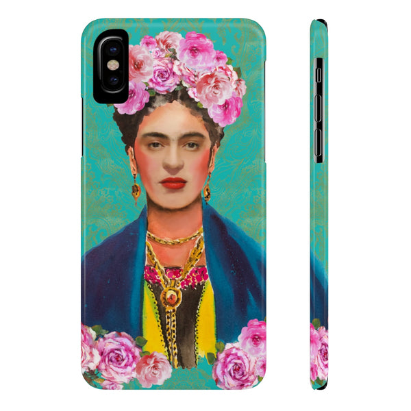 FRIDA KAHLO iPHONE Case Mate Slim Phone Case