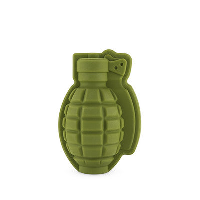 Silicone Grenade Ice Mold