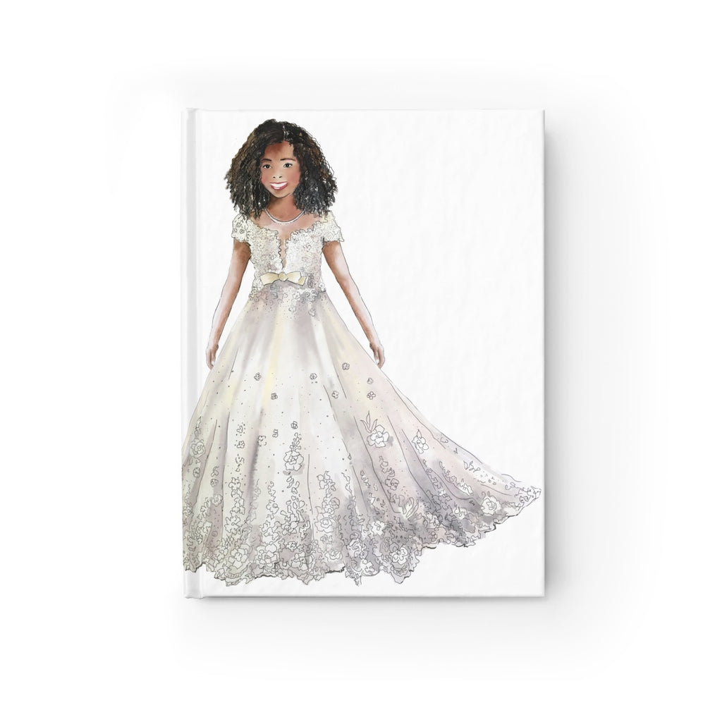 Flower Girl Journal Style 1