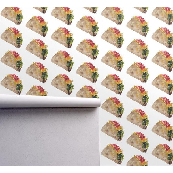 TACO LOVE WALLPAPER