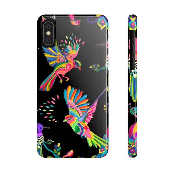 EXOTIC BIRDS Case Mate Slim Phone Case