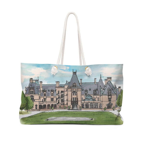 The Biltmore Estate Weekender Tote