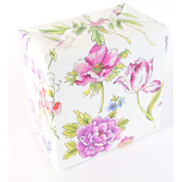 Floral Frenzy Gift Wrap
