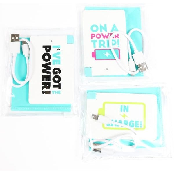 Chic Power Chargers