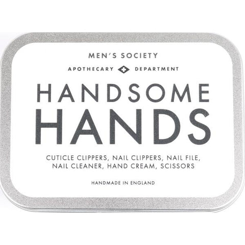Handsome Hands Men's Manicure Kit