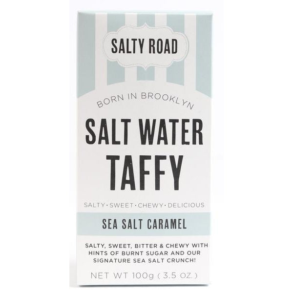 Salty Road Sea Salt Water Taffy