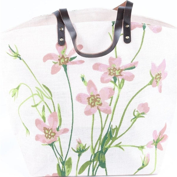 Salt Marsh Rose Tote