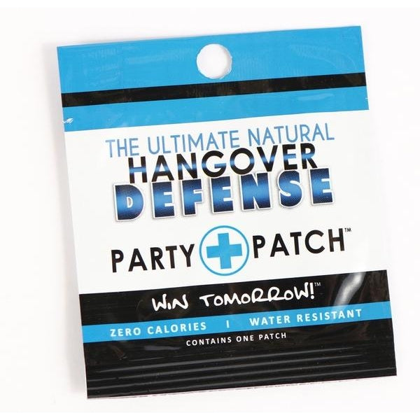 Hangover Defense Patch