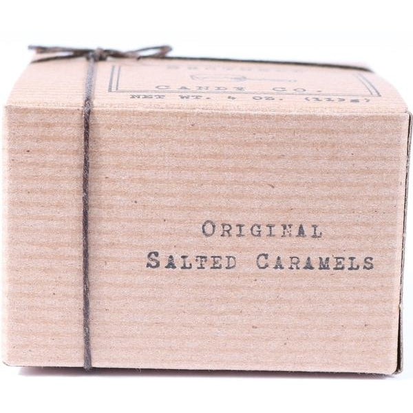 Shotwell Candy Co. Original Salted Caramels
