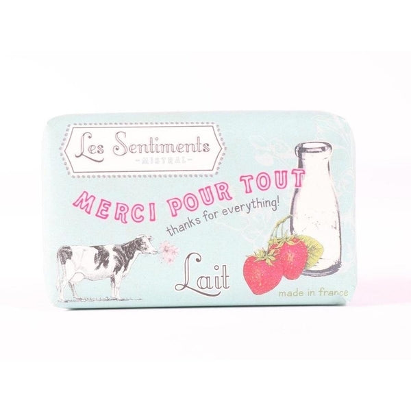 Soap Les Sentiments Milk