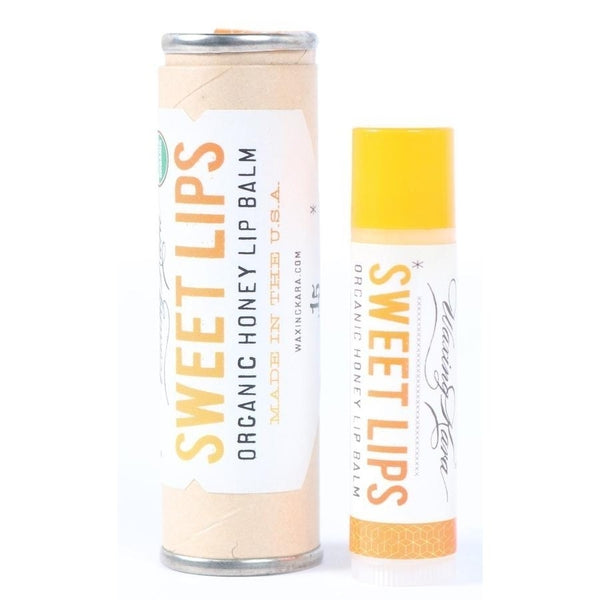 Sweet Lips Organic Honey Lip Balm