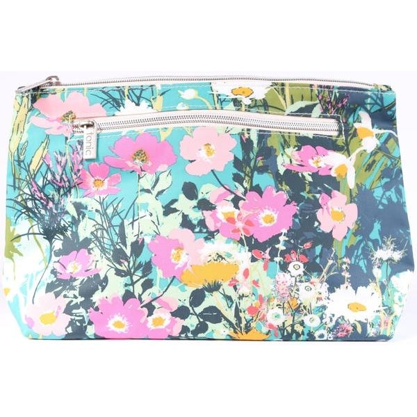 Dusk Meadow Large Cosmetic Pouch