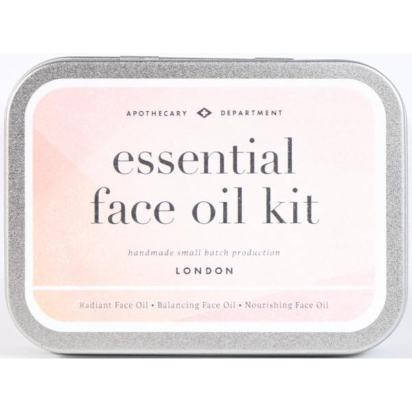 Essential Face Oil Kit