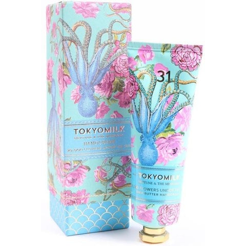 20,000 Flowers Under the Sea No. 31 Shea Butter Hand Creme