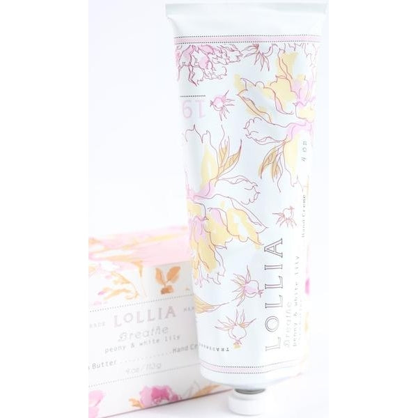 Breathe Shea Butter Hand Creme