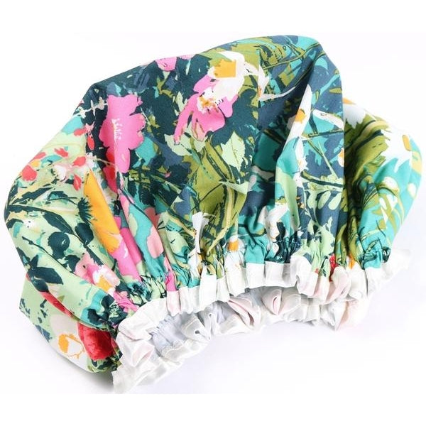Waterflower Shower Cap