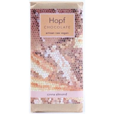 Cinna Almond Truffle Hopf Chocolate Bar