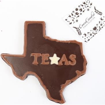 State of Texas Milk Chocolate