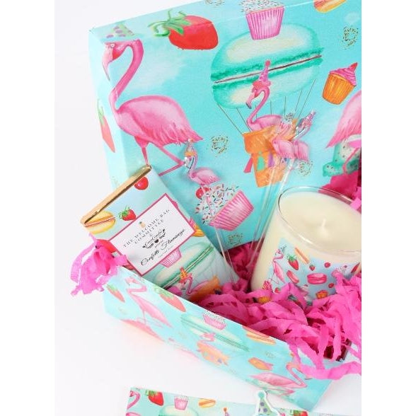 Fran the Birthday Flamingo Gift Box Collection