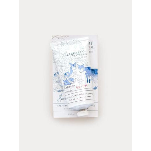 Library of Flowers 'Forget Me Not' Hand Creme