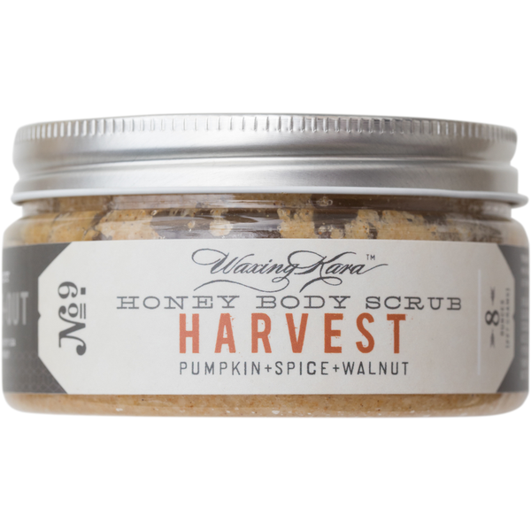 Harvest Honey Butter Scrub