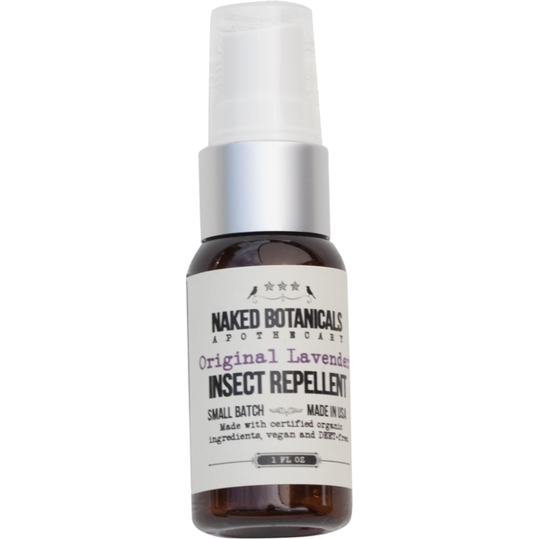 Naked Botanicals Repellant Spray