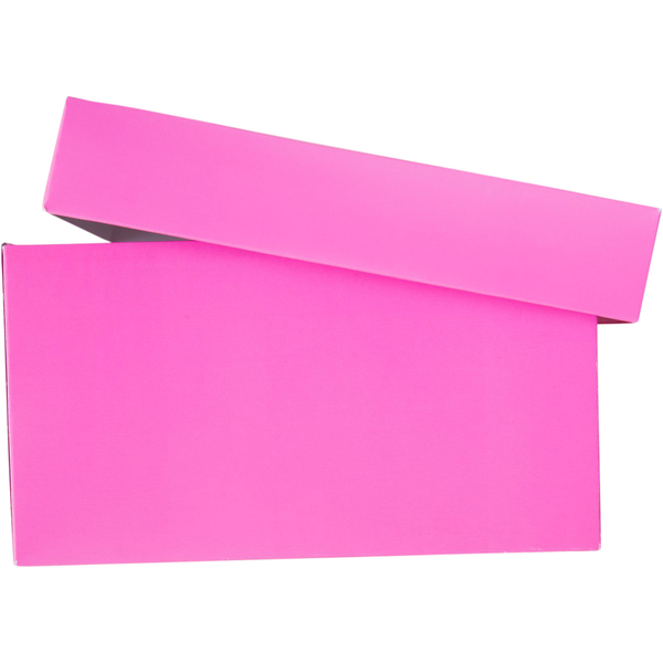 Pink Box with Lid