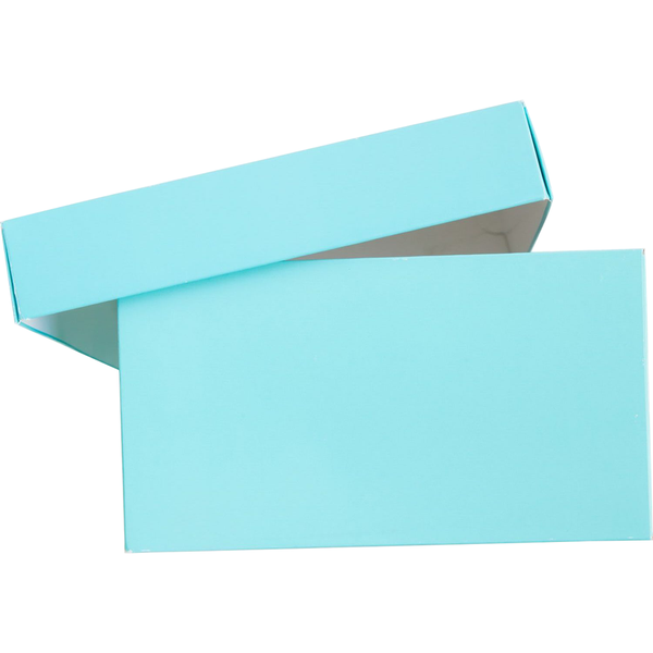 Turquoise Box with Lid