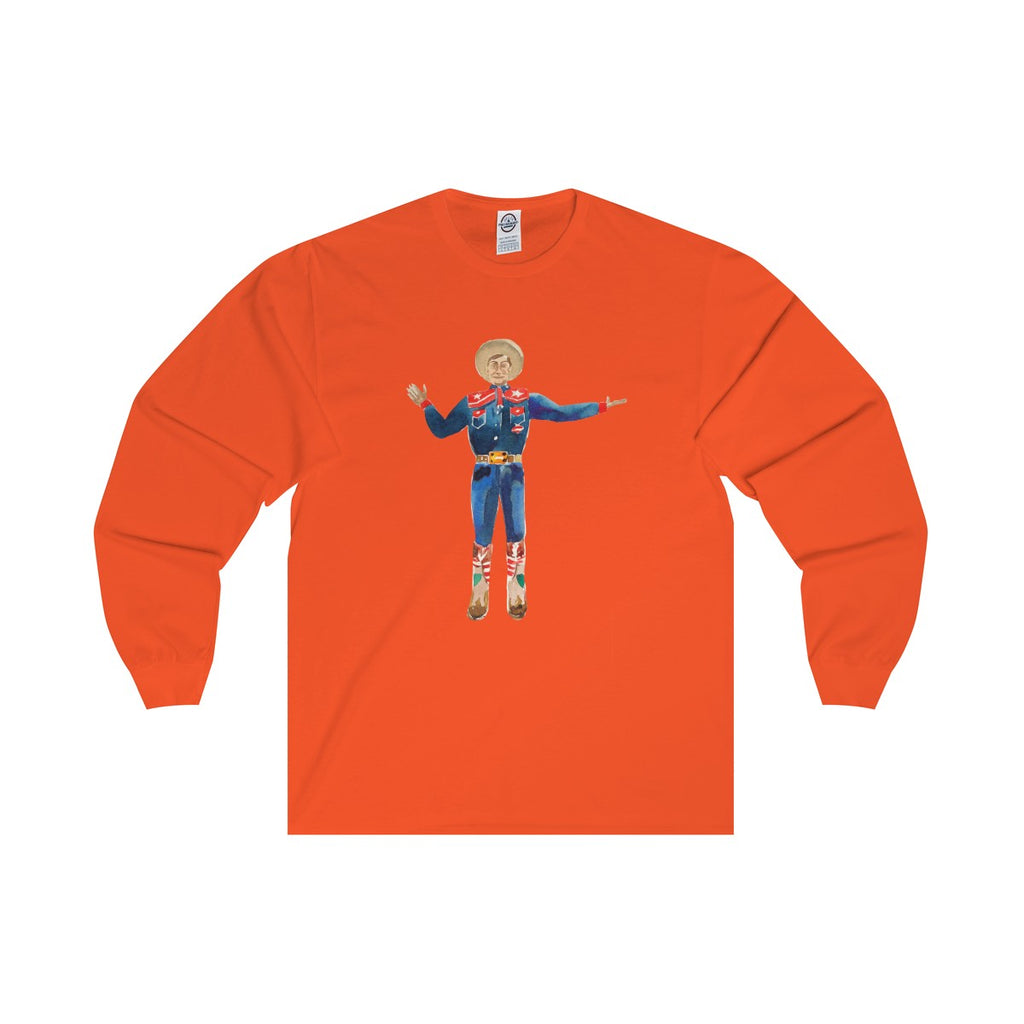 Big Tex Unisex Long Sleeve Tee