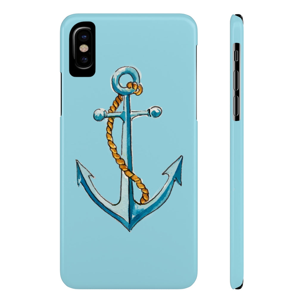 Anchor Case Mate iPhone Slim Phone Case