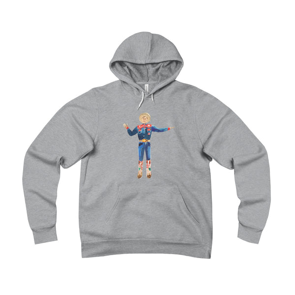 BIG TEX/BIG TEX IS MY HOMEBOY Unisex Sponge Fleece Pullover Hoodie