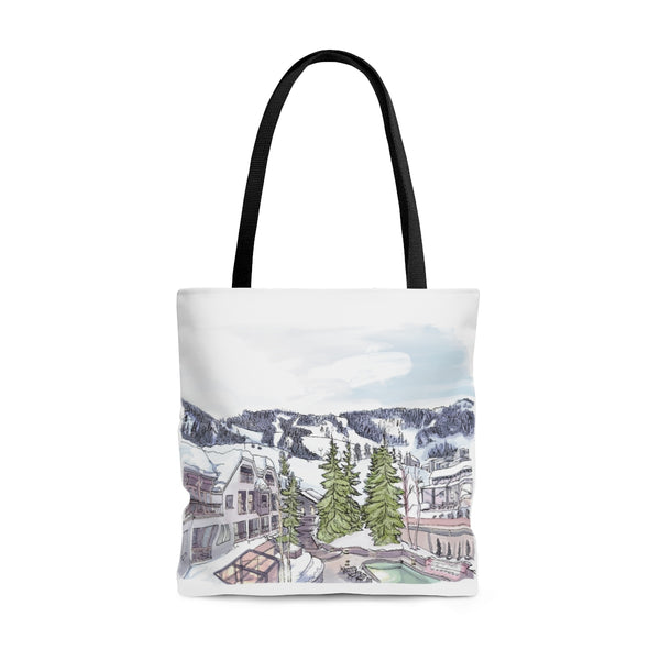 THE LITTLE NELL ASPEN, CO Tote Bag