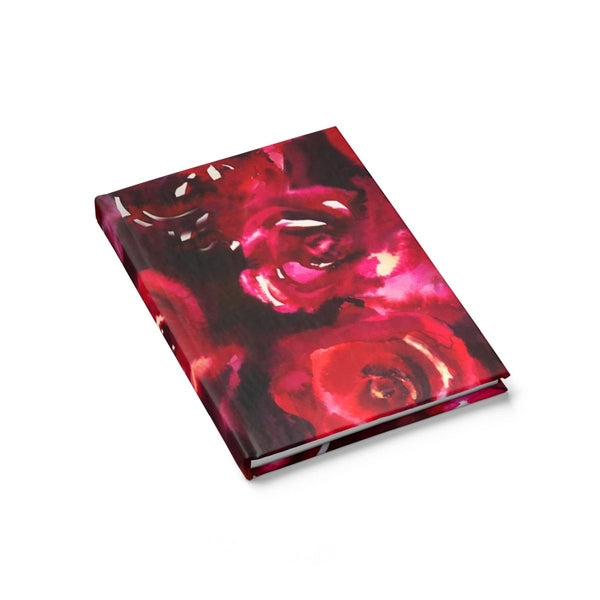 Watercolor Beauty Rose Journal